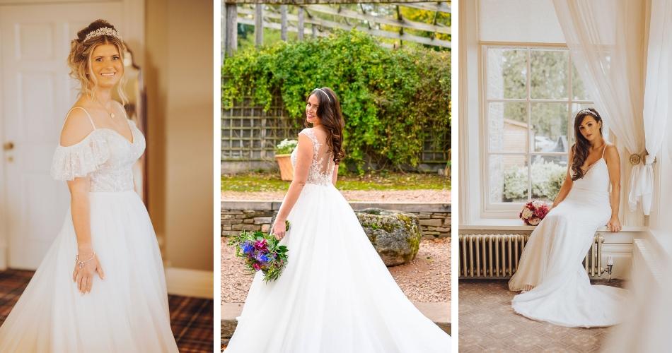 Image 1: Brecon Bridal Boutique