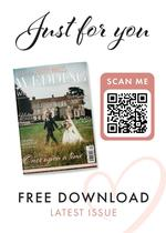 View a flyer to promote Your South Wales Wedding magazine