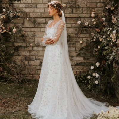 Amy Mair Couture has launched a new wedding dress collection