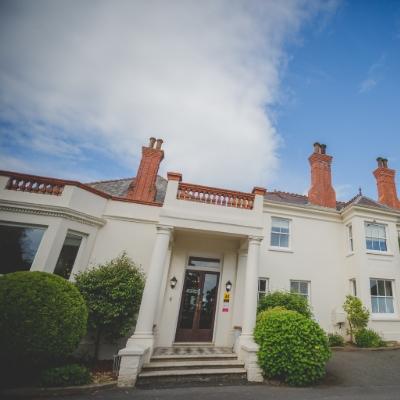 Mansion House Llansteffan, Carmarthenshire