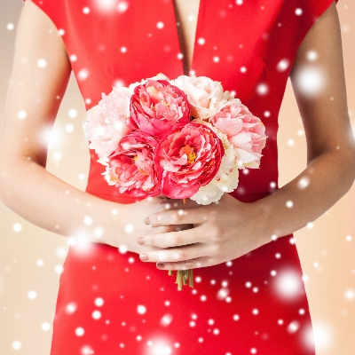 How to make your mum stand out at your winter wedding