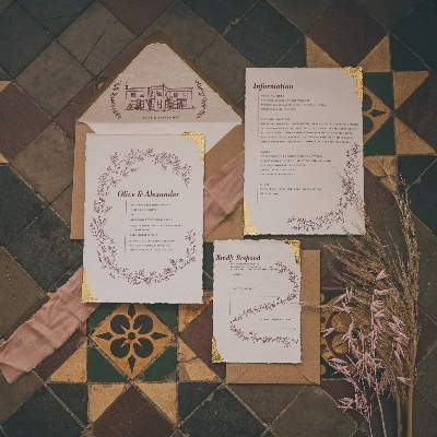 Pigment + Paper and Tabitha MacCurrach-Paine have won awards at The Wedding Industry Awards