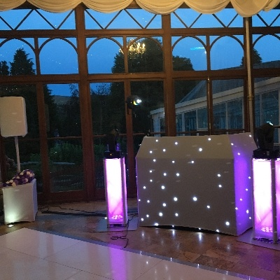 Find out more about entertainment company, SGDJ Weddings