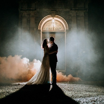 Be inspired by this gorgeous styled shoot at Cefn Tilla Court
