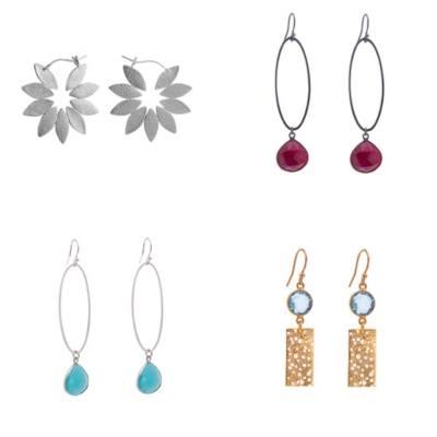 Jewellery ideas for boho-themed weddings
