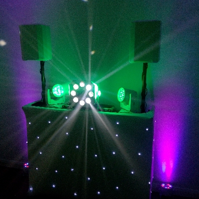 DJ Alan Matthews from Cardiff Wedding Disco gives us his top tips for planning an intimate wedding