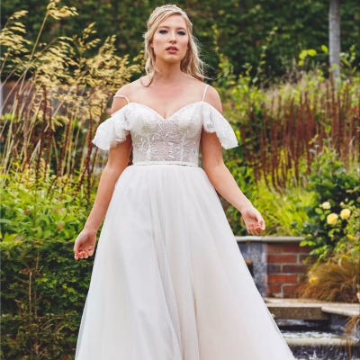 Brecon Bridal Boutique gives us their top tips for choosing a wedding dress during the pandemic