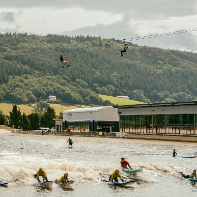 Adventure Parc Snowdonia is celebrating the lifting of restrictions
