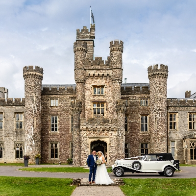 Celebrate your big day at Hensol Castle