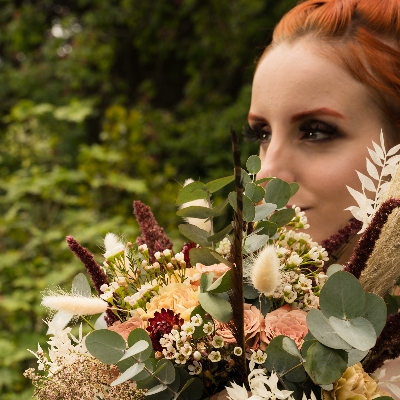 Fall in love with these romantic images taken at Dewstow Gardens & Grottoes