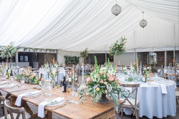 Find out more about wedding venue Cefn Tilla Court