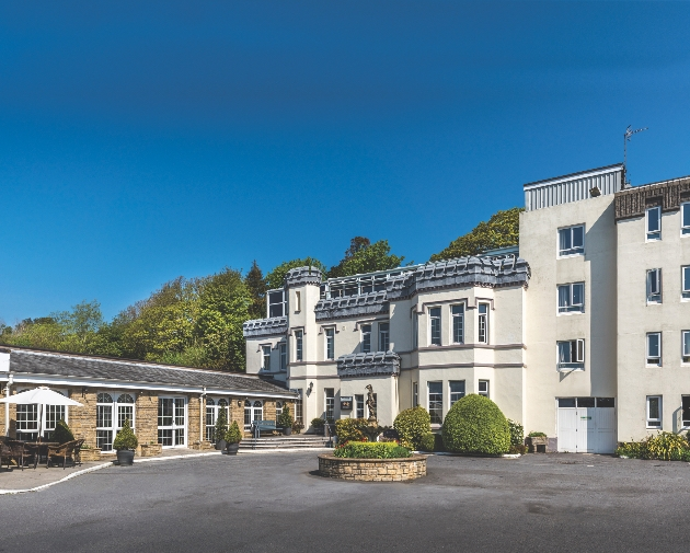 Get married at Stradey Park Hotel & Spa