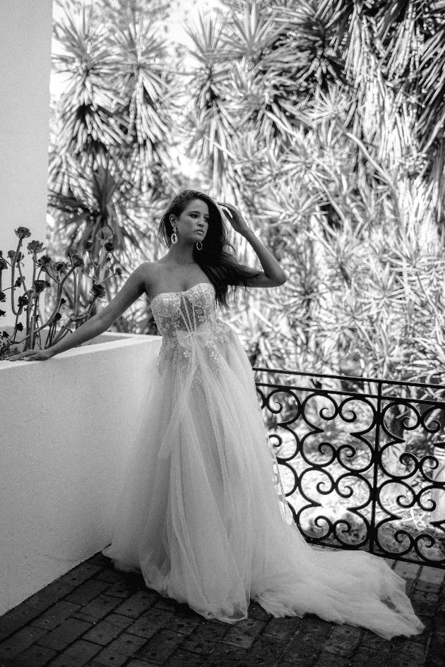Yasmin Rose Bridal showcases the latest wedding dresses