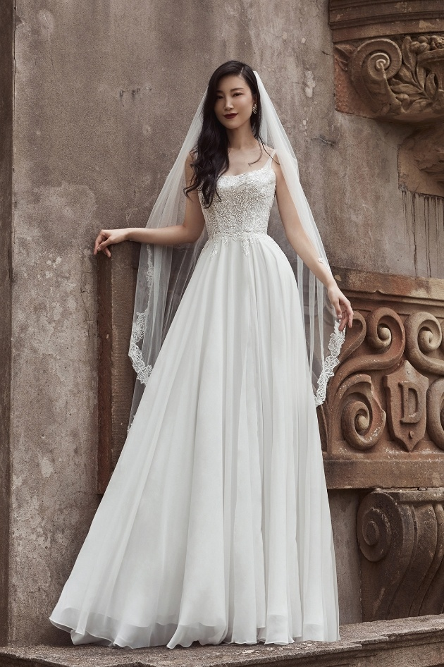 Yasmin Rose Bridal share the latest on-trend wedding dresses